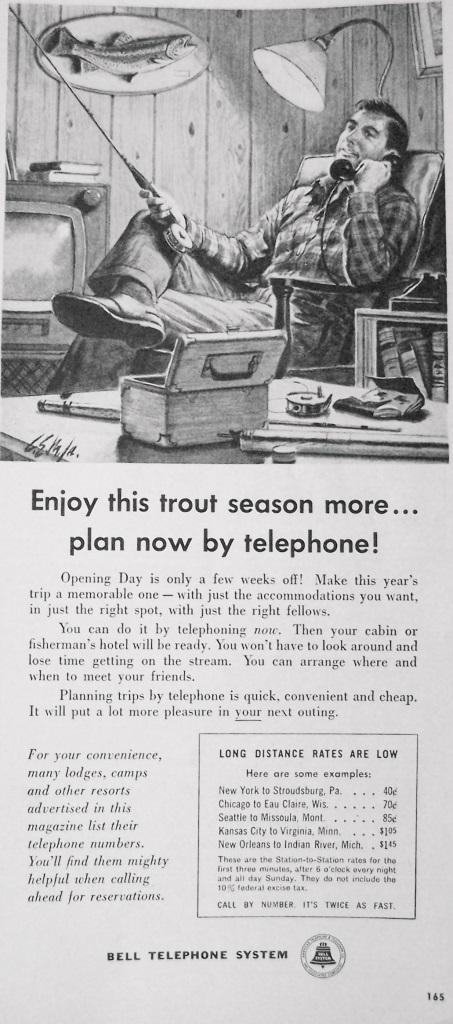phone ahead