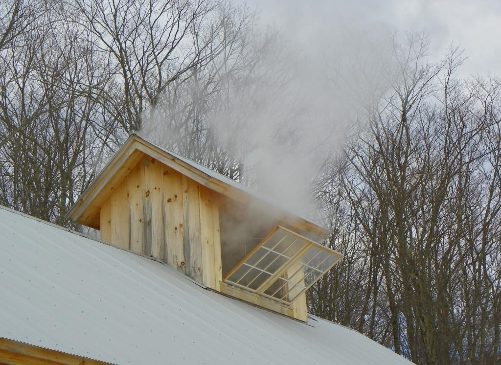 how to build a sugar house cupola