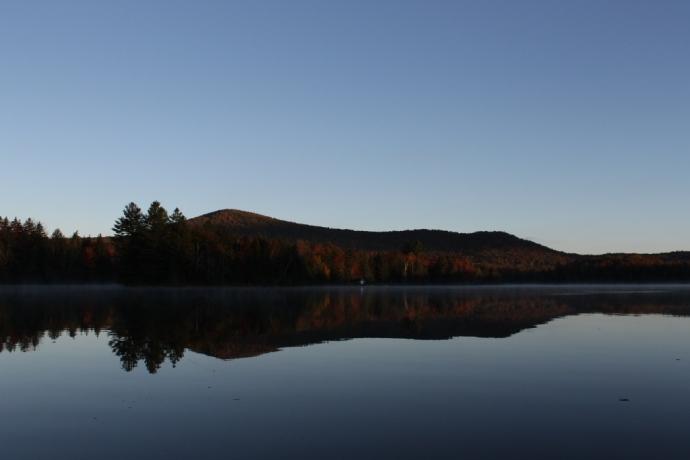 October morning 1