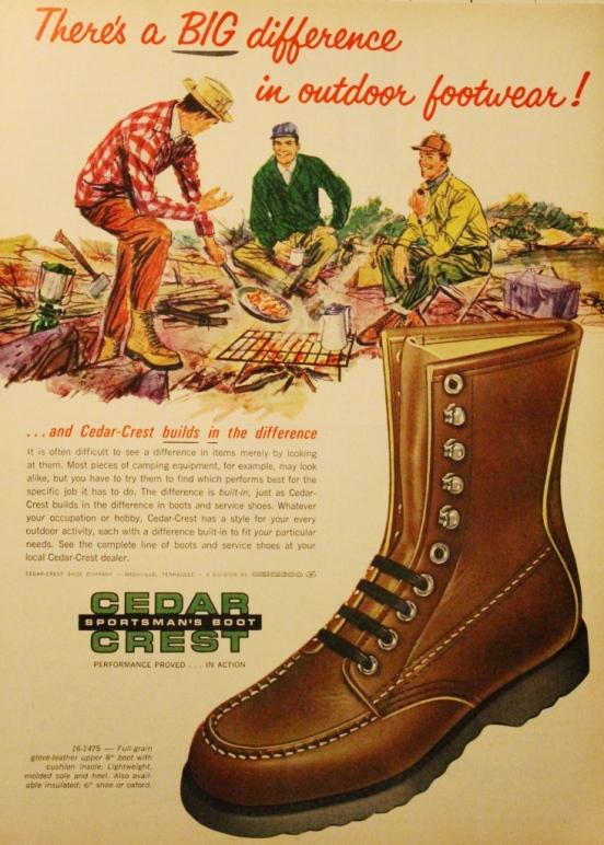 Cedar Crest Boots