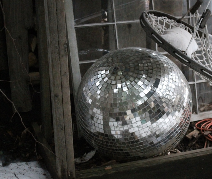Sugar Bob's Disco Ball