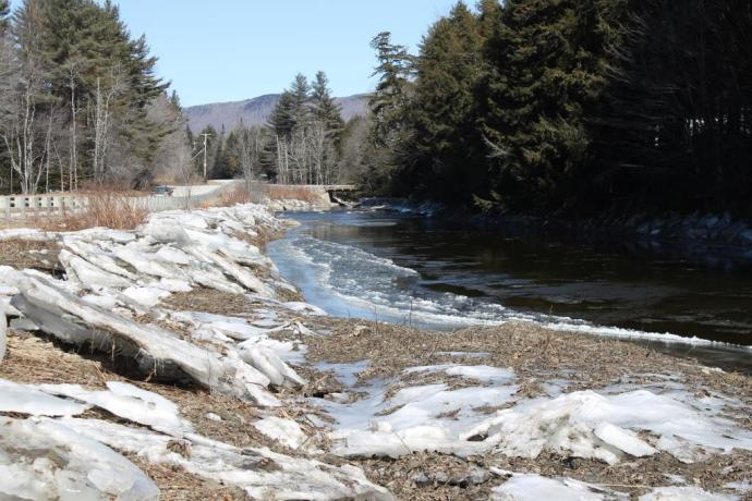 West River, March 3