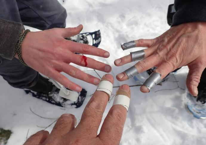 Professional Hand Models, Bobo's Mountain Style
